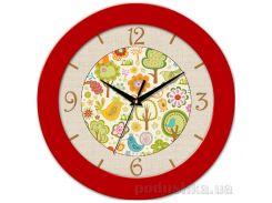 Часы настенные ЮТА Fashion 350Х350Х47мм 19-FR