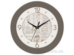 Часы настенные ЮТА Fashion 350Х350Х47мм 23-FBe