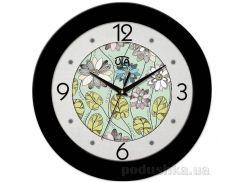 Часы настенные ЮТА Fashion 350Х350Х47мм 24-FBr