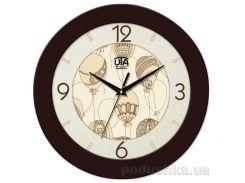 Часы настенные ЮТА Fashion 350Х350Х47мм 25-FBr