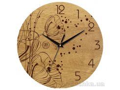 Часы настенные ЮТА Dream 330Х330Х27мм 10-Dr