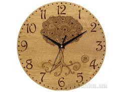 Часы настенные ЮТА Dream 330Х330Х27мм 15-Dr