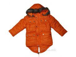 Куртка зимняя для мальчика Рома Деньчик 8015 128
