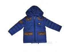 Куртка-жилет для мальчика Орест Деньчик 7024 134