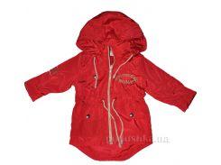 Куртка-парка для мальчика Богдан Деньчик 7041 98