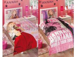 Постельное белье TAC HANNAH MONTANA STAR Подростковый комплект