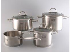Набор посуды SIGNO, 7 предметов