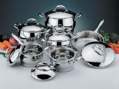 Посуда BergHOFF - набор 12 предметов Zeno