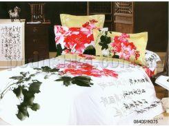Постельное белье Word of dream H375 Китай Двуспальный евро комплект