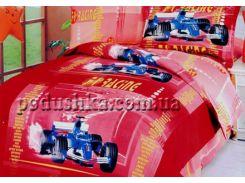 Комплект постели F1 Red, Le Vele Полуторный комплект