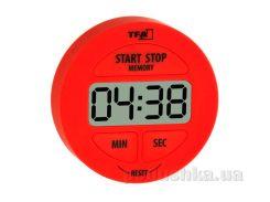 Таймер цифровой TFA 382022 с секундомером красный