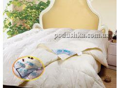 Одеяло пух-перо на кнопках Le Vele 195х215 см (х2)