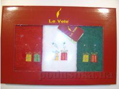 Набор кухонных полотенец Le Vele №5 30х50 см - 3 шт