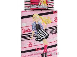 Постельное белье TAC Barbie dollicious Полуторный комплект
