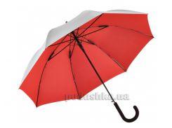 Зонт-полуавтомат Collection Fare 7119 серебристо-черный