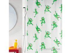 Шторка для ванной Spirella Frogtime pvc 180х200 см