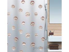 Шторка для ванной Spirella shell peva 180х200 см