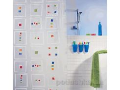Шторка для ванной Spirella Linus pvc 180х200 см