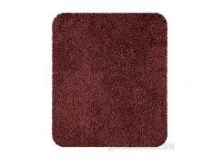 Коврик для ванной Spirella Highland коричневый размер 60х90
