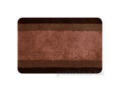 Коврик для ванной Spirella Balance коричневый размер 55х65