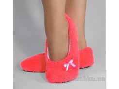 Домашние тапочки балетки Slivki Coral Neon 38-39