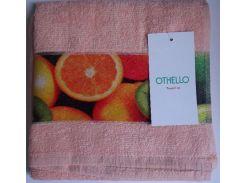 Набор полотенец для кухни Othello Kitchen персиковый 40х60 см - 2 шт