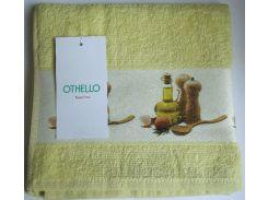 Набор полотенец для кухни Othello Kitchen желтый 40х60 см - 2 шт