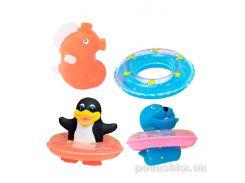 Набор игрушек для ванны Забавное купание Baby Team AKT-9008
