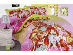 Комплект постельного белья Shining star SSPD485 Полуторный комплект