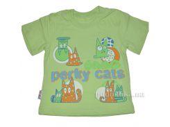 Фуфайка Веселые коты Габби 00564 74