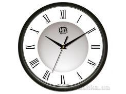 Часы настенные ЮТА Классика 300Х300Х45мм 01-BL-06