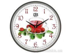 Часы настенные ЮТА Классика 300Х300Х45мм 01-S-69