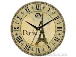 Часы настенные ЮТА Vintage 330Х330Х27мм 005-VT
