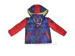 Куртка для мальчика Димка Деньчик 8035-1 86