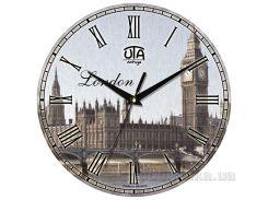 Часы настенные ЮТА Vintage 330Х330Х27мм 006-VT