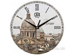 Часы настенные ЮТА Vintage 330Х330Х27мм 008-VT
