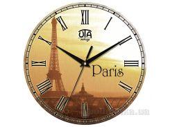 Часы настенные ЮТА Vintage 330Х330Х27мм 014-VT