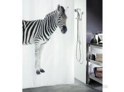Шторка для ванной Spirella Zebra 180х200 см