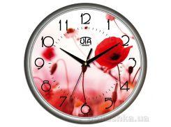 Часы настенные ЮТА Классика 300Х300Х45мм 01-S-44