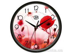 Часы настенные ЮТА Классика 300Х300Х45мм 01-B-44