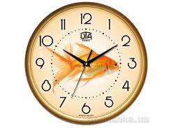 Часы настенные ЮТА Классика 300Х300Х45мм 01-G-50