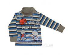 Гольф для мальчика Заяц и кот Zebra kids 555-014 68