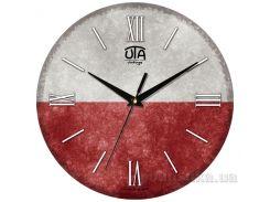 Часы настенные ЮТА Vintage 330Х330Х27мм 017-VT