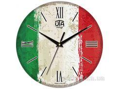 Часы настенные ЮТА Vintage 330Х330Х27мм 018-VT