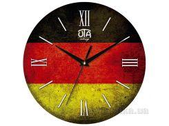 Часы настенные ЮТА Vintage 330Х330Х27мм 019-VT