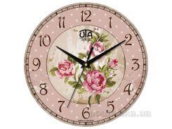 Часы настенные ЮТА Vintage 330Х330Х27мм 004-VP