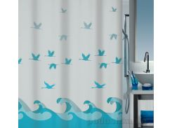 Шторка для ванной Spirella crane 180х200 см