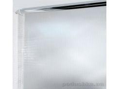 Шторка для ванной Spirella rolo twill pvc 140х240 см цвет белый