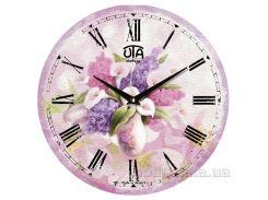Часы настенные ЮТА Vintage 330Х330Х27мм 048-VP