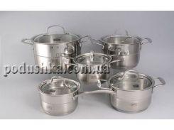 Набор посуды Gala 10 предметов Gipfel 1539